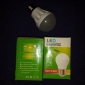 E26/E27 4W 30 SMD 3014 280 LM Warm White A50 LED Globe Bulbs AC 220-240 V