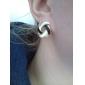 Women's Korean Simple Yarn Ball Earrings E27