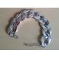 Bracelet/Chain Bracelets Acrylic Party / Daily Jewelry  Gold / Black / Silver,1pc Christmas Gifts