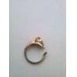 Women's Korean Cute little mouse ring (random color)