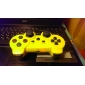 Rechargeable USB Wireless Controller for PS3 (Yellow)
