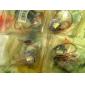 Сервоприводы с аксессуарами mini 9G - прозрачный синий (3шт.)