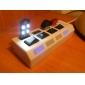 1W 4 SMD 2835 45 LM Cool White LED Panel Lights DC 12 V