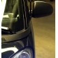 12 centímetros de fibra de carbono de curto antena do carro antena do carro antena de rádio de carro para Todos