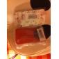 pivoine rose dur cas de motif de fleur pour iPhone 4 / 4S