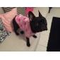 Коты Собаки Толстовка Розовый Одежда для собак Зима Весна/осень Цветы На каждый день