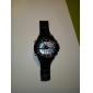 SKMEI Мужской Спортивные часы Модные часы Наручные часы электронные часыLCD Календарь Секундомер Защита от влаги С двумя часовыми поясами