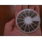 1200PCS 혼합 크기 3d 라운드 다채로운 합금 스터드 바퀴 못 예술 훈장