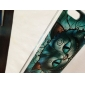 Hard Case PC Rétro chat de bande dessinée Motif pour iPhone 5C