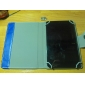Universal Crystal Grain Magnetic Flip Stand Leather Case for 7