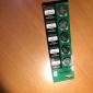 CR2025 3V de lítio de alta capacidade botão pilhas (5-pack)