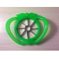 Apple Shaped Easy Fruit Slicer Cutter Tool (Random Colors)