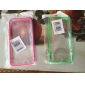 Glow In Dark Border Transparent Back Case for iPhone5/5S
