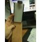 сплошной цвет пу кожаный чехол для iphone 4 / 4s
