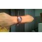 Mulheres Relógio de Moda Relógio Casual Quartzo Silicone Banda Doce Preta Branco Azul Vermelho Marrom Verde RosaVermelho Verde Azul Rosa