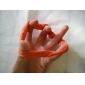 tendini corda capelli puntino di arte del panno di colore dolce della caramella (colore casuale)