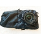 HighPro Cold-Resistant Warm Protective Rain Cover Single sleeves Designed for SLR Cameras-Black