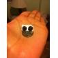mode spider-man ronde boucles d'oreille en acier inoxydable