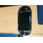 Темно-синий мягкий чехол для PS Vita