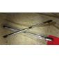 2PCS Profession cuillère en acier Cuticules outil d'ongle