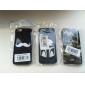Carcasa Dura de Bigote para el iPhone 5
