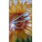 Mini mikrokuitu puhdistus-klipsi silmälaseille (satunnainen väri)