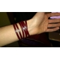 Women's Vintage Long Wrap Leather Band Quartz Analog Wrist Watch (Assorted Colors) Cool Watches Unique Watches