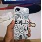 Шаблон Битлз Футляр для iPhone4/4S