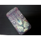 Cartoon Cat Pattern Full Body Case with Stand PU Leather Case for Samsung Galaxy S3 I9300