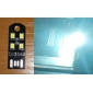 1W 4 SMD 2835 45 LM Холодный белый Осветительная панель DC 12 V