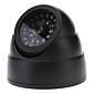Indoor / Outdoor Dummy Camera AB-BX-18-luce rossa lampeggiante del LED
