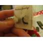 For Boyfriend Fashion Glitter Silver Titanium Steel Stud Earrings (1 Pair) Jewelry Christmas Gifts