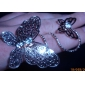 Women's Midi Rings Fashion Rhinestone Alloy Jewelry For Party Daily