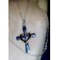 Ожерелье Кулоны Бижутерия В форме сердца Сердце Сплав Подарок Серебряный
