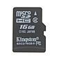 16기가바이트 킹스톤 마이크로 SD / TF SDHC 메모리 카드