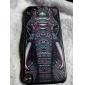 cas dur de modèle de veine de cuir d'éléphant pour ipod touch 5