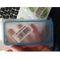 corps et pare-chocs TPU transparent pc affaire dur pour iphone 5 / 5s / se