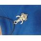Черный Ожерелья с подвесками Силикон Повседневные / Спорт Бижутерия