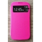 Smart Wake View Leather Case for Samsung Galaxy S4 9500