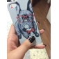 Happy Dog Pattern Hard Back Cover Case for iPhone 5/5S