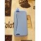 df lovly estojo baleia silicone para iphone 6 (cores sortidas)