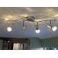 5 pcs GU10 4 W 4 High Power LED 330 LM Warm White MR16 Spot Lights AC 85-265 V