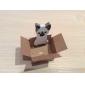 μικρό χαρτοκιβώτιο ζώο παιχνίδι scrapbooking σημειώσεις αυτοκόλλητων (τυχαία χρώμα)