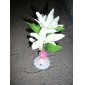 красочные цветы ваза оптические цветы волокна привело Nigth свет