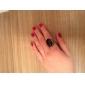 Кольца Для вечеринок / Повседневные Бижутерия Сплав / Резина Женский Массивные кольца Золотой