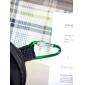 Карабины Прочный На открытом воздухе Алюминиевый сплав желтый / зеленый / красный / синий / фиолетовый