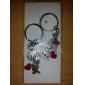 Bräutigam und Braut aus Metall Schlüsselanhänger (1 Paar)