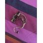 Femme Boucles d'oreille goujon Poignets oreille Original Personnalisé Vintage Alliage Dragon Bijoux Pour Soirée Quotidien