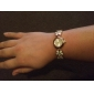 Women's Watch Flower Bracelet Alloy Band