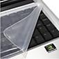 universal yang tahan air& tahan debu keyboard cover silikon shileld film pelindung